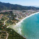 Praia de Palmas - Governador Celso Ramos