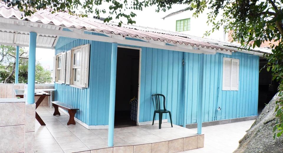 Casa de Temporada Camarote Azul na Barra da Lagoa