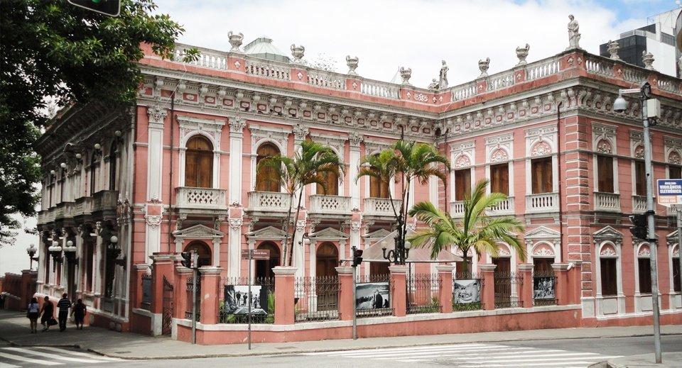 Palácio Cruz e Souza