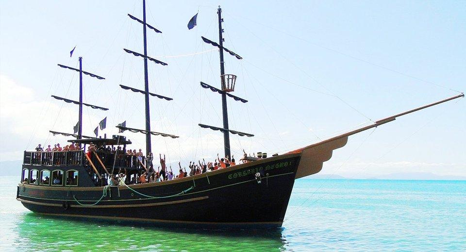 Passeios de barco em Floripa