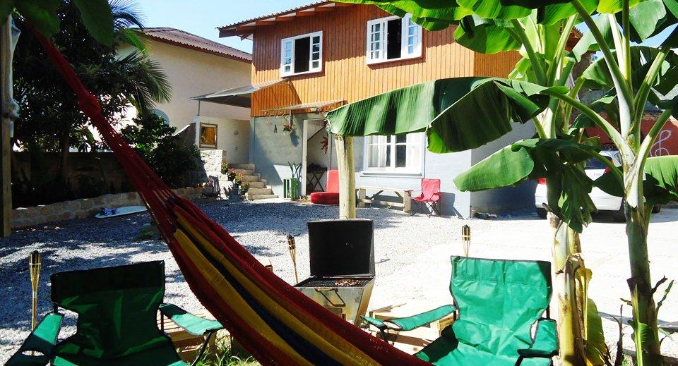 Hostel Casa Terra em Florianópolis Principal