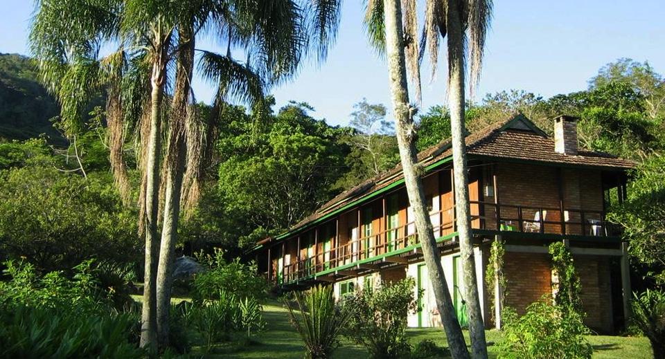 Pousada sítio dos tucanos em Florianópolis