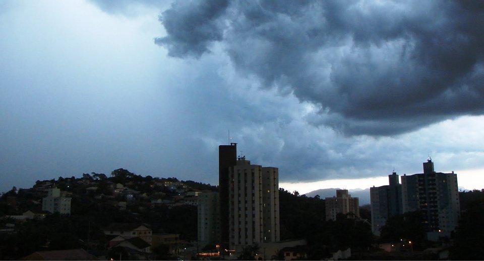 Temporal em Santa Catarina