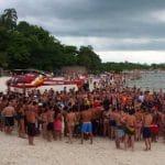 Homem morre afogado na praia da daniela em florianópolis