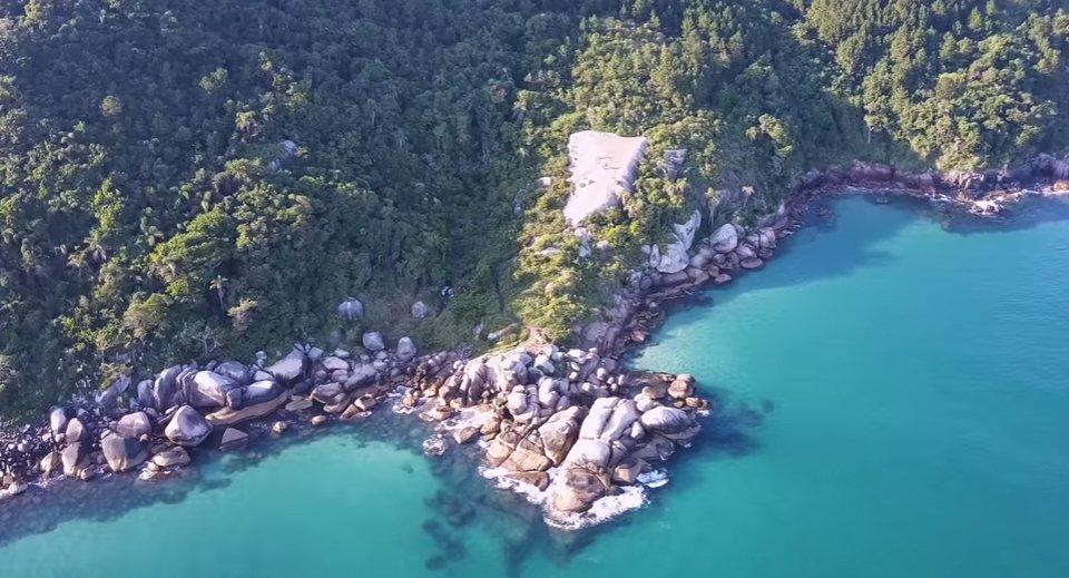 Piscinas Naturais - Barra da Lagoa - Floripa