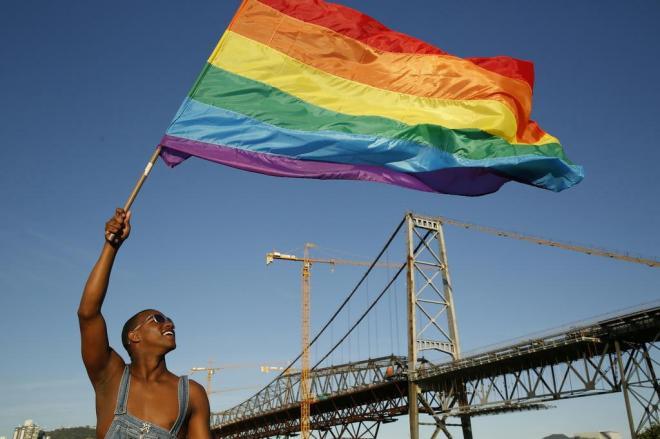parada gay em florianópolis