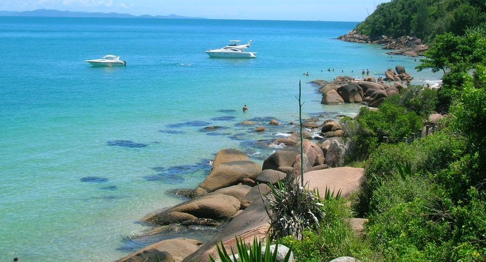 praia da lagoinha florianópolis