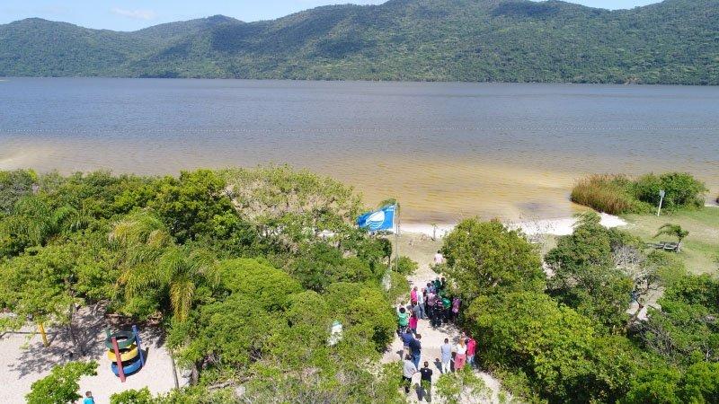 Lagoa do Peri Bandeira Azul