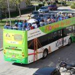 Floripa by bus passeio