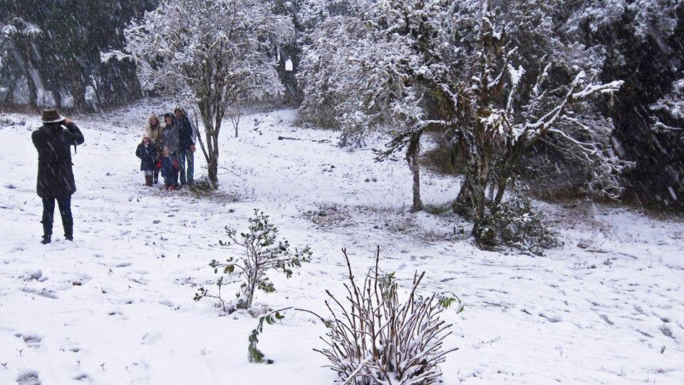 neve em santa catarina