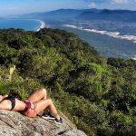 Morro das Aranhas Florianópolis