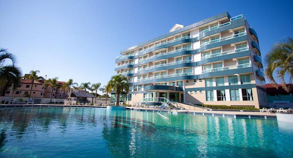 Oceania Park Hotel praia dos Ingleses Florianópolis