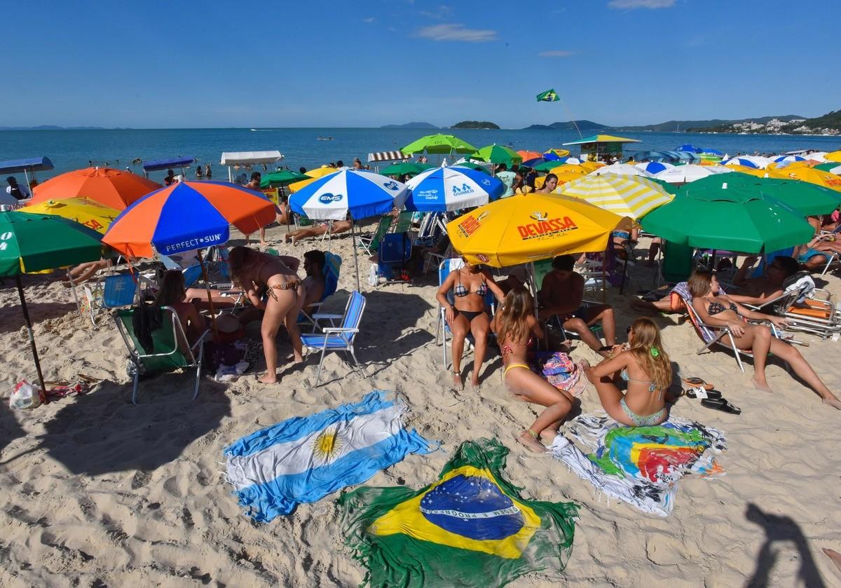 argentinos em florianópolis