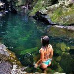 cachoeira da praia da solidão Florianópolis