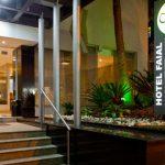 Hotel Faial centro de Florianópolis
