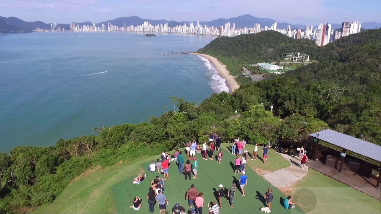 morro do careca balneário camboriú