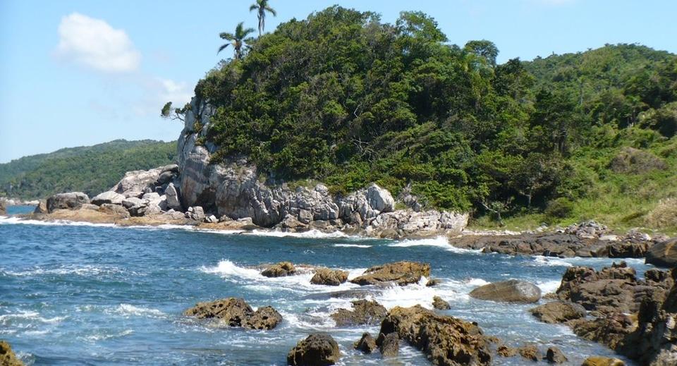 praia da Galheta em Bombinhas