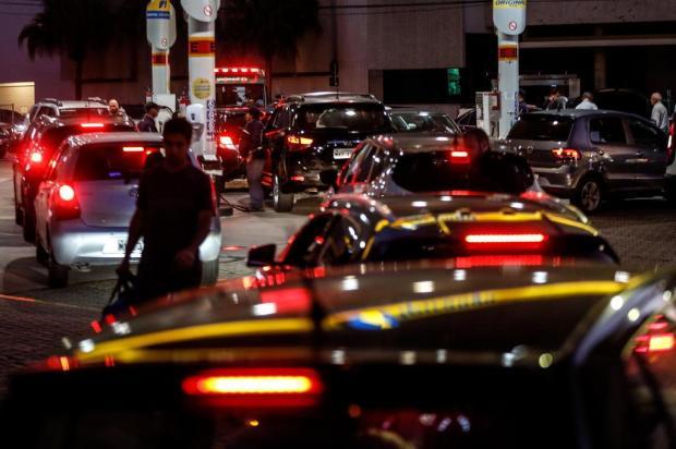 gasolina em Florianópolis
