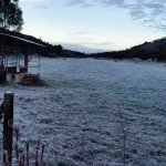 Frio em Santa Catarina
