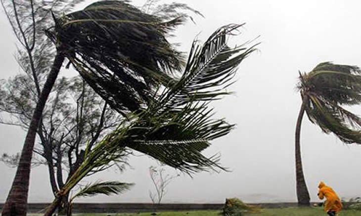 ventos fortes em santa catarina