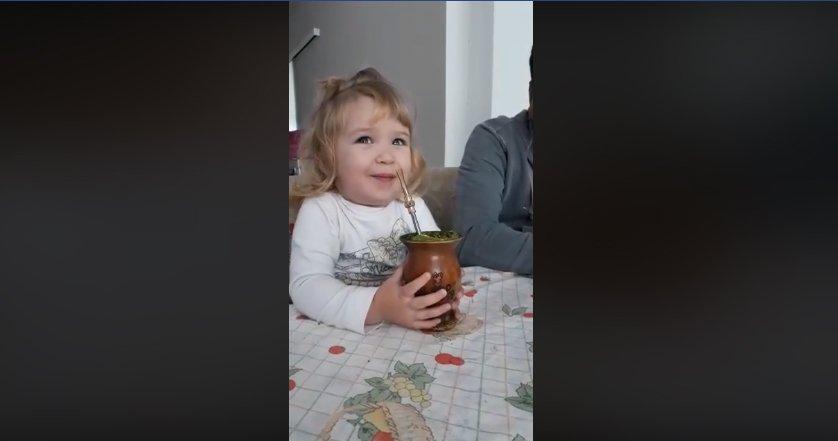 criança catarinense diz que é gaúcha