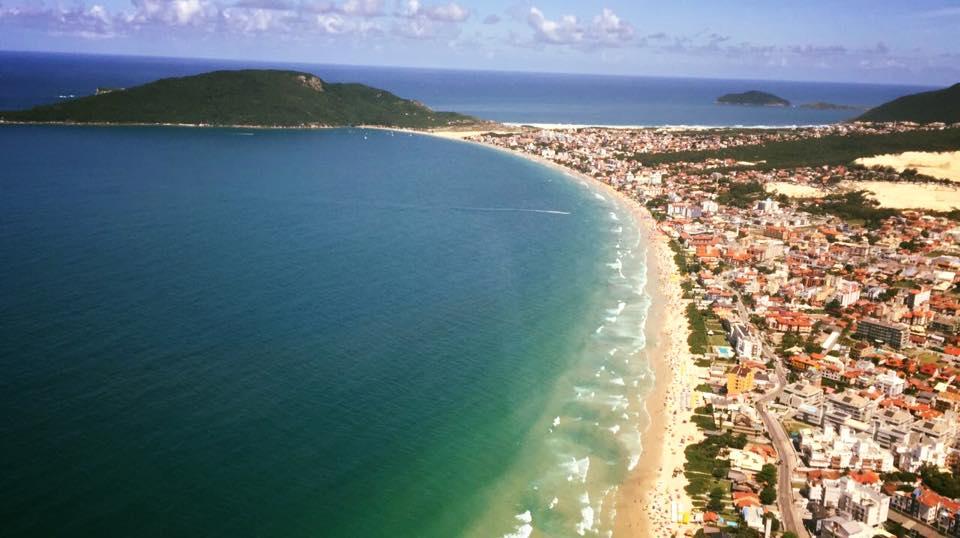 passeio de helicóptero em Florianópolis 6