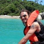 Passeio de barco para a Ilha do Campeche