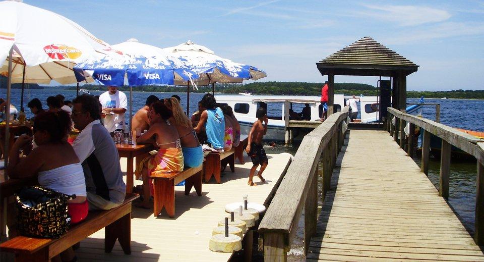 Restaurante na Costa da Lagoa