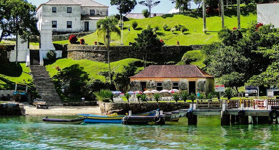 passeio Ilha do Anhatomirim