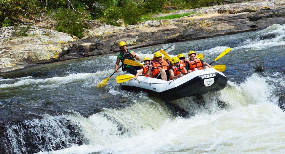 rafting em florianópolis