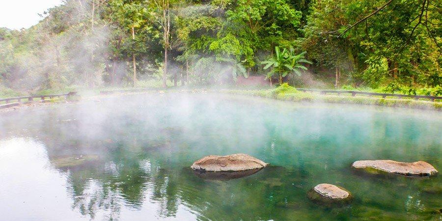 água termal em santa catarina