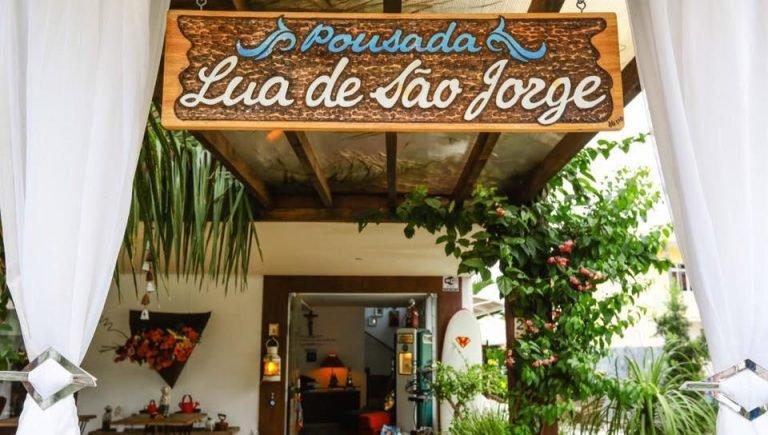 Pousada Lua de São Jorge Barra da Lagoa Florianópolis