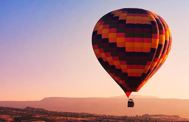 Voo de Balão em Santa Catarina