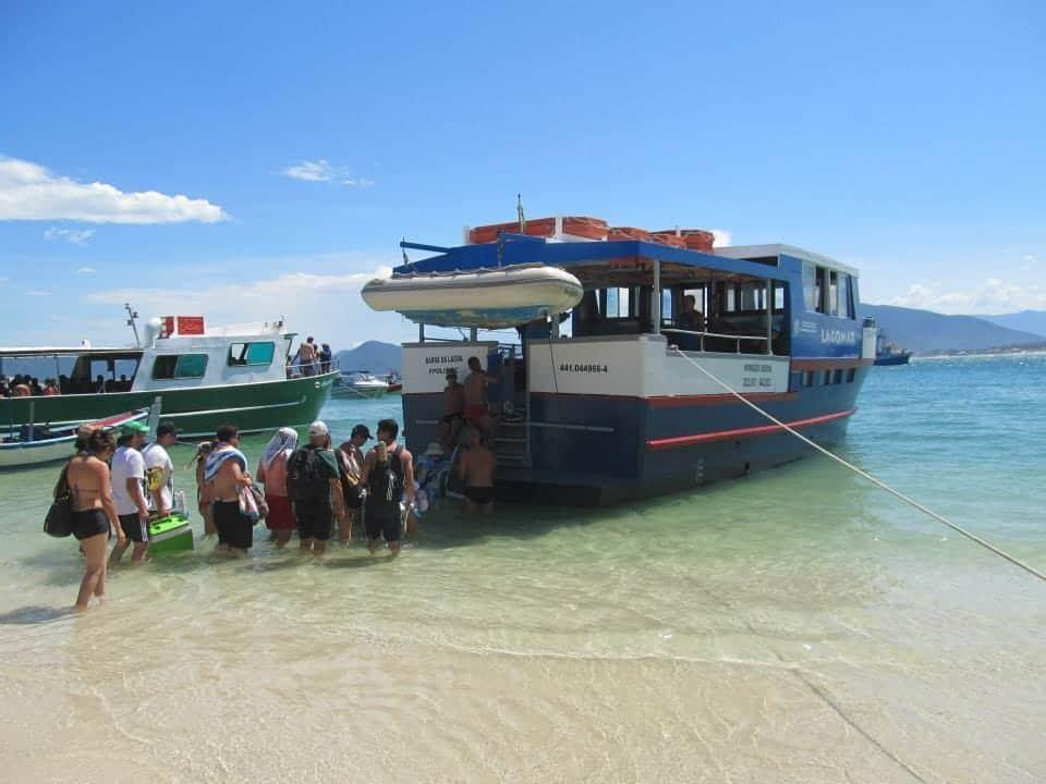 Read more about the article Ilha do Campeche: Como chegar, quando ir, o que fazer e mais dicas úteis