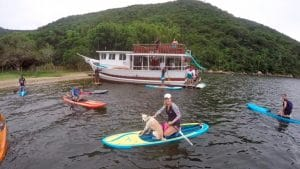 Standup Paddle Passeio Lagoa da Conceição